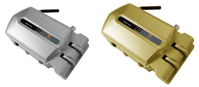 Colores de las cerraduras invisibles Golden Shield