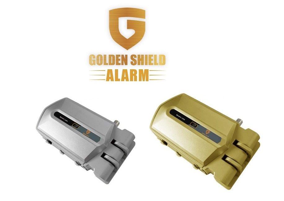 Cerradura Invisible con alarma